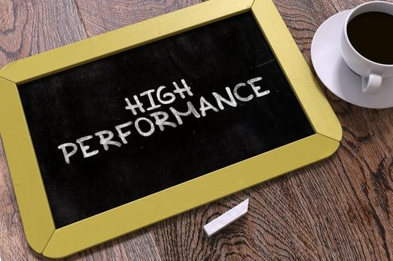 high performance analysis